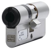 Cylindre électronique Blue Compact contrôle en entrée et en sortie type BO 01