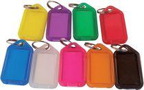 Attache-clés plastique Format moyen