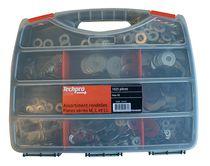 Coffret rondelles plates série M, L et LL Inox A2