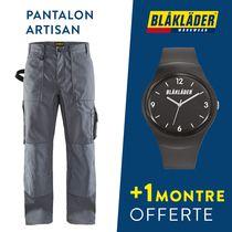 Lot pantalon artisan 1570 + 1 montre offerte