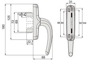 Mécanismes de fermeture Fapim