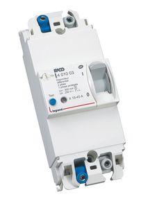 Disjoncteurs et interrupteurs différentiels