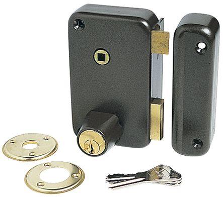 Sûreté verticale à cylindre rond série standing