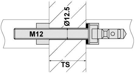 Kit de montage MU 1.1A