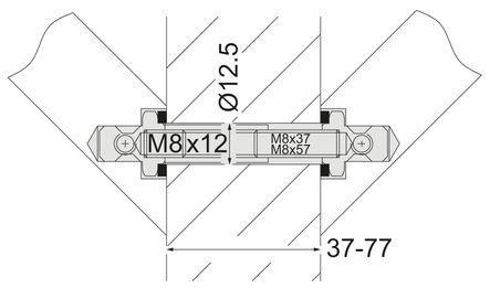 Kit de montage NT MS 1.1 XS