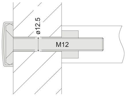 Kit de montage NT MS 1.2A.32