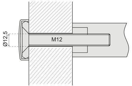 Kit de montage NY MS 1.2A