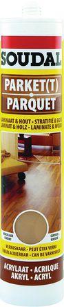 Mastic acrylique parquet