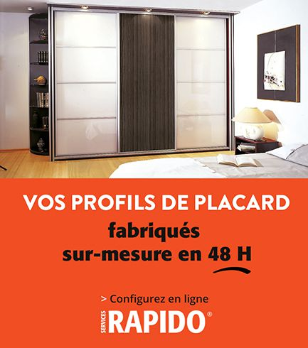 Rapido - Placard