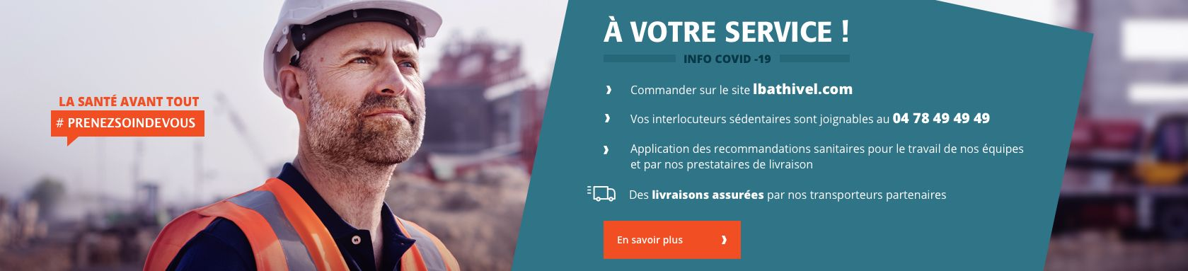 Information Foussier Covid-19